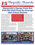 Marysville Monarchs Monthly December 2017 Cover