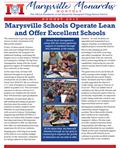 Marysville Monarch Monthly August 2017
