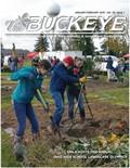 The Buckeye magazine Jan/Feb 2018 cover