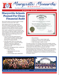 Marysville Monarchs Monthly April 2018 Cover
