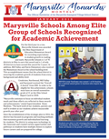 January 2019 Marysville Monarchs Monthly cover