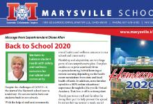 Cover Fall 2020 Newsletter