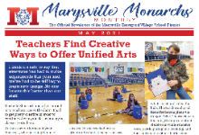 Monarchs Monthly cover