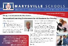 MEVSD Fall 2019 newsletter cover