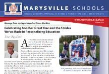 June 2019 MEVSD Newsletter cover