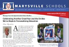 Summer 2019 MEVSD newsletter cover