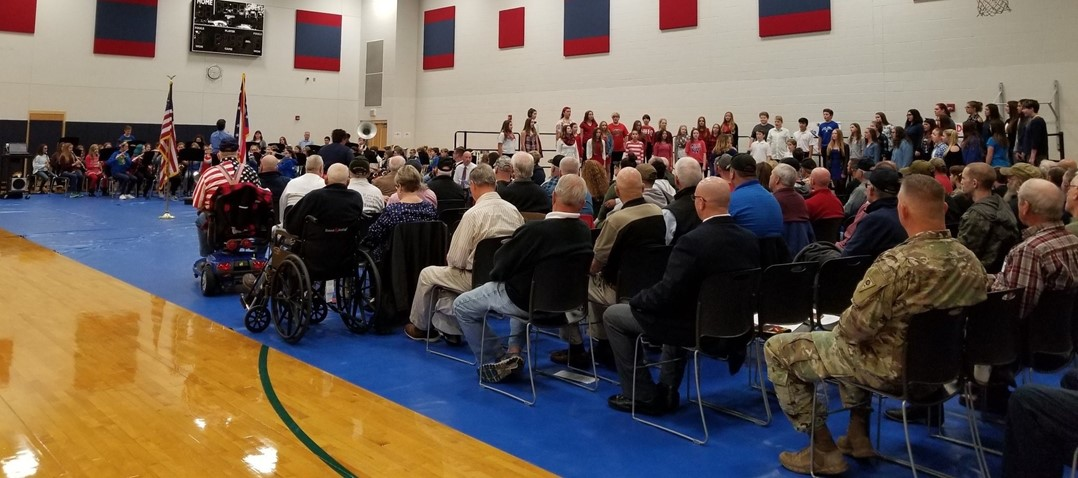 Veterans Honored
