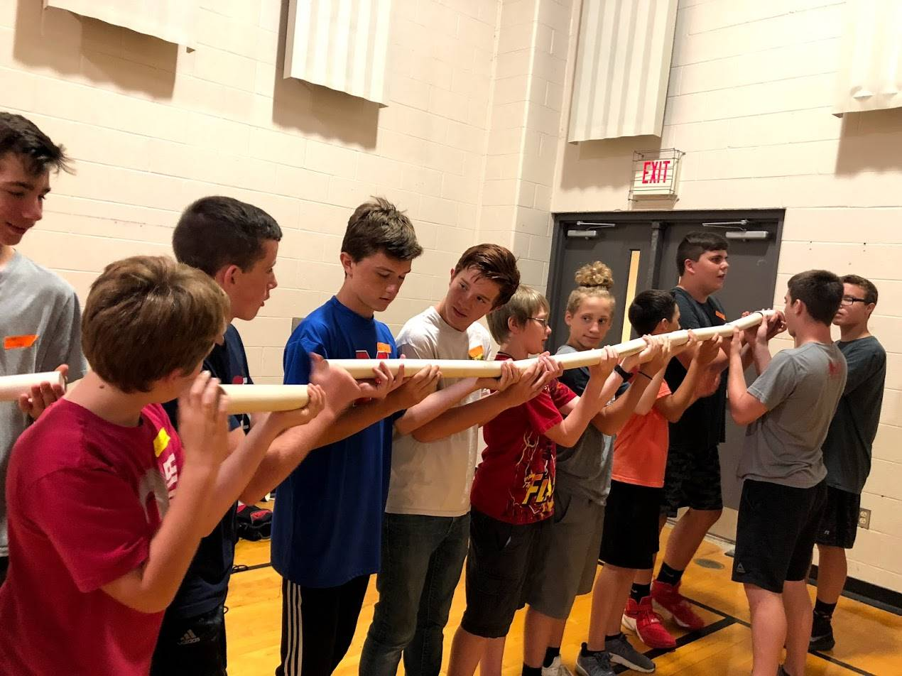 PTBM Freshman Team Building