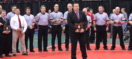 Division 1 Wrestling Coach of the Year