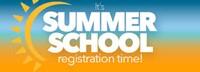 summer school logo