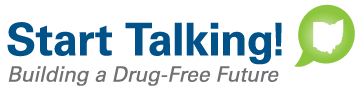 Start talking logo