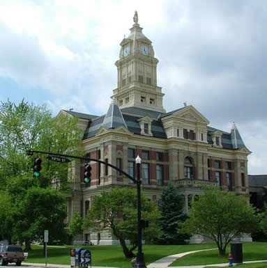 Union County Ohio courthouse