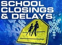 School Closings and Delays Image