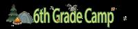 6th Grade Camp