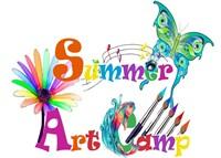 summer art camp image