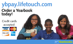 Lifetouch online yearbook logo